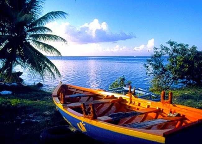 villa vacances en famille deshaies Guadeloupe